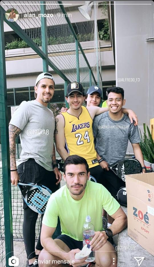 19/03/2020, Alan Mozo, Pumas, Liga MX, Jugadores