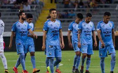 15/04/2020. Ascenso MX Tampico Madero Desaparición Culpable Los Pleyers, Jugadores del Tampico Madero lamentados.