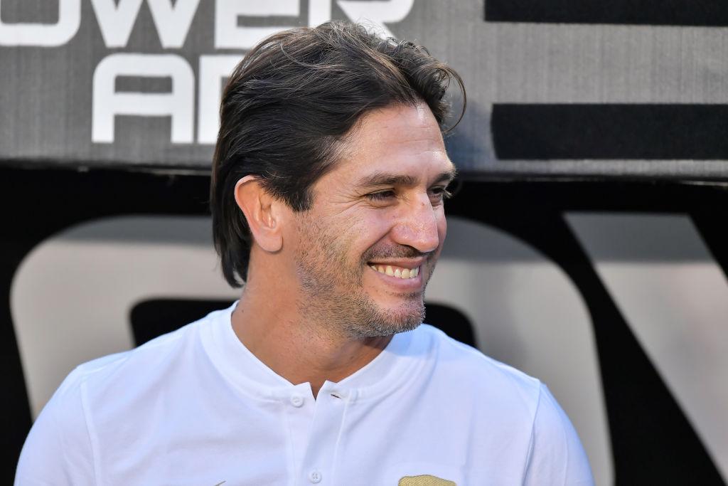 06/04/2019, Bruno Marioni, Entrenador, Historia, Futbolista