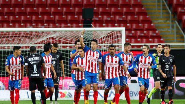 14/03/2020, Chivas, Monterrey, Liga MX, Derechos Televisión