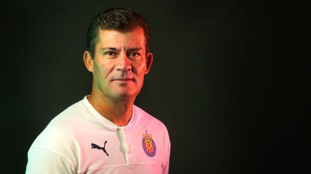 20/04/2020. Liga Balompié Mexicano Ramón Ramírez Atlético Ensenada Chivas Los Pleyers, Ramón Ramírez en una entrevista.