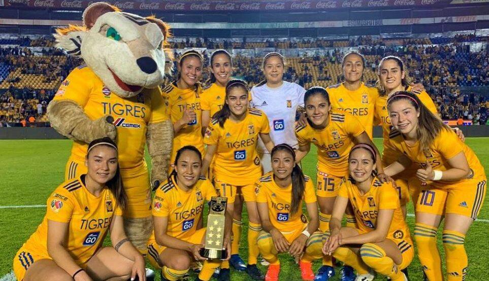 27/03/2020, Stephany Mayor asegura que Tigres quiere titulo invicto de la Liga MX Femenil