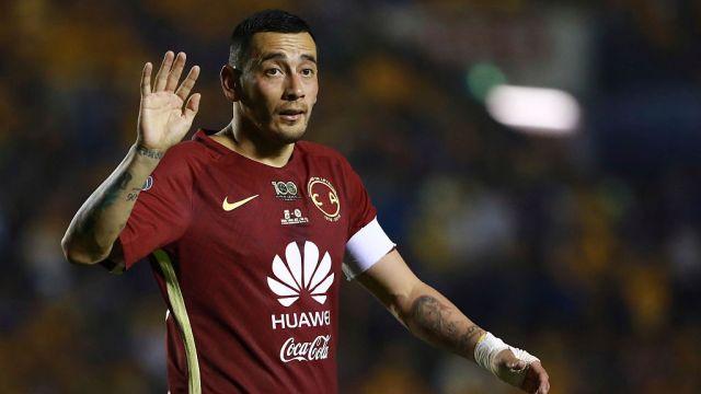 25/12/2016, Pachuca permite regreso de Rubens Sambueza a América