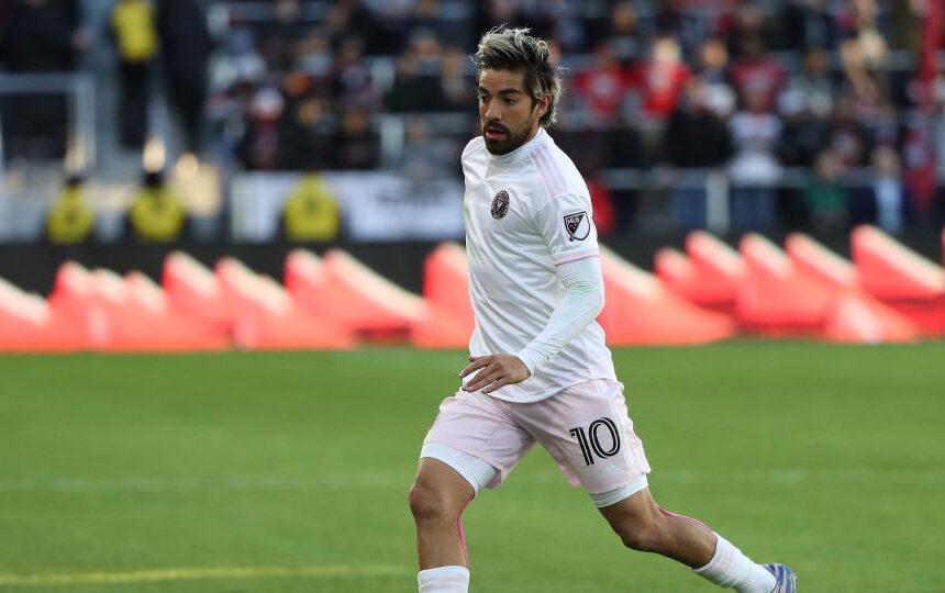 07/03/2020. Rodolfo Pizarro no ha vivido su mejor experiencia en el futbol de Estados Unidos. El coronavirus provocó que lo sacaran de un hotel