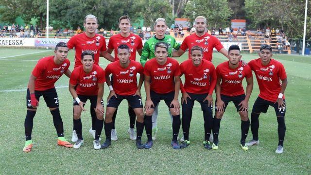 25/05/2020, Deportivo Cafessa, Liga Premier, Segunda División, Equipo