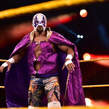 29/04/2020, Hijo del Fantasma, NXT, Campeonato Crucero, Lucha Libre