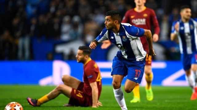 06/03/2019, Jesús Manuel Corona, Porto, Futbolista, Promotor