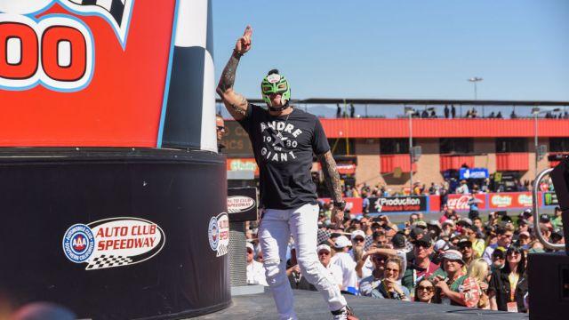 17/03/2019, Rey Mysterio, WWE, Máscaras, Lucha Libre