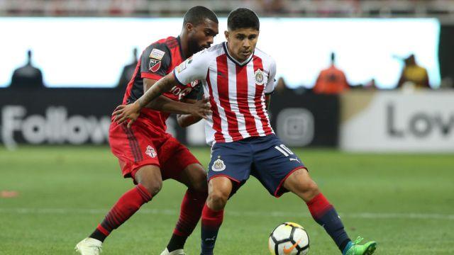 25/04/2018, Toronto, Liga MX, Chivas, MLS