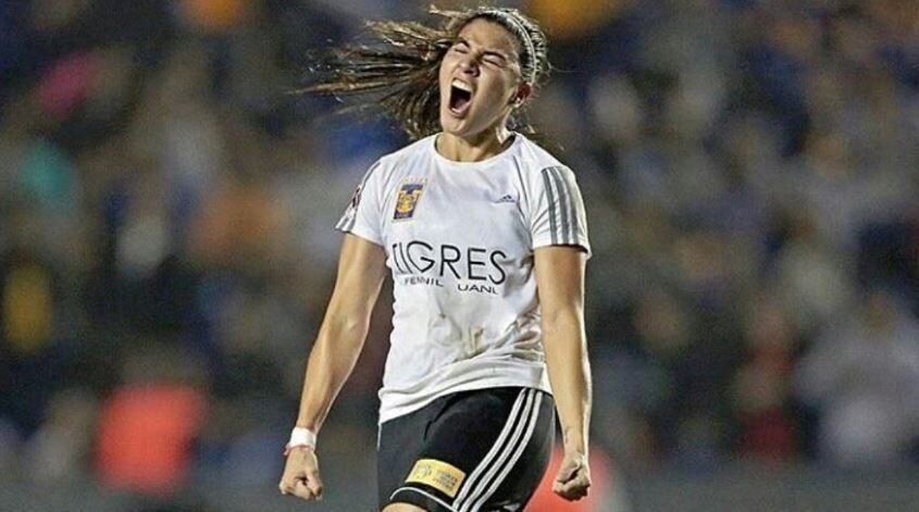 20/02/2018, Nayeli Rangel de Tigres Femenil pide respeto a la Liga MX Femenil