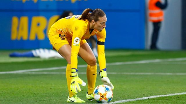 27/04/2020, Pamela Tajonar no descarta dejar al Barcelona por un fichaje a la Liga MX Femenil