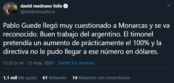 23/05/2020, Mazatlán sería la nueva sede de Monarcas Morelia en la Liga MX
