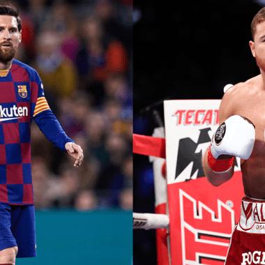 Messi y Canelo Álvarez protagonizan nuevo video del cantante Residente