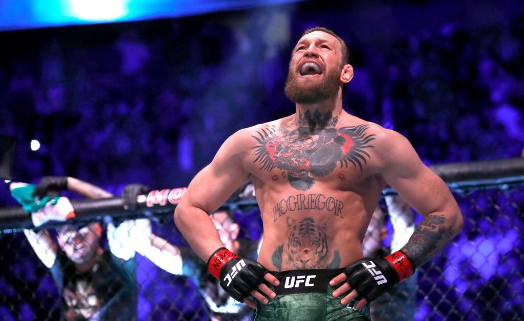 18/01/2020, Conor McGregor acepta una pelea de la UFC contra el brasileño Anderson Silva