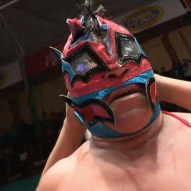 Muere Ares, leyenda poblana de la lucha libre que ganó tres máscaras