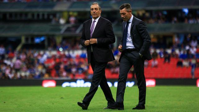 Caixinha sería entrenador de Tigres y Claudio Suárez el director deportivo del equipo 15/06/2020