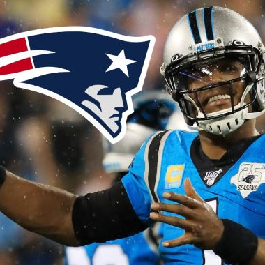 Cam Newton será el reemplazo de Tom Brady en Patriots 28/06/2020
