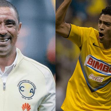 Ricardo Peláez procedió a correr a Cesilio de los Santos tras ser campeón con el América Sub-20 23/06/2020