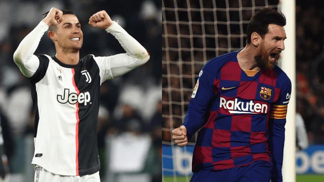 Los futbolistas que fueron compañeros de Cristiano y Messi 29/06/2020