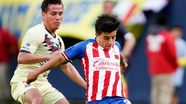 Ahora hace una carrera en Chivas pero antes de esto Fernando Beltrán pensó en el retiro tras rechazo del América 19/06/2020