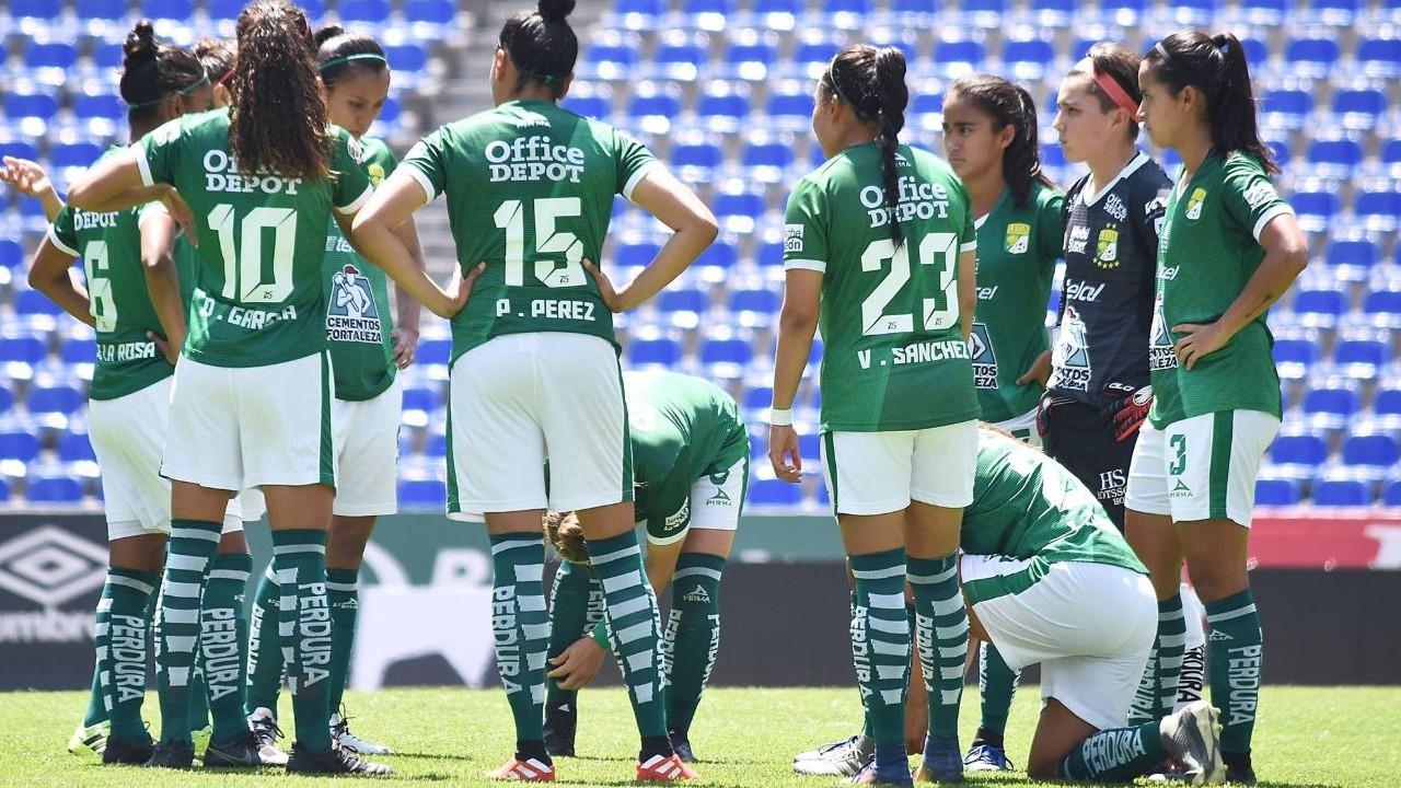 León anuncia a las jugadoras que serán bajas de la Liga MX Femenil para el Apertura 2020 08/06/2020