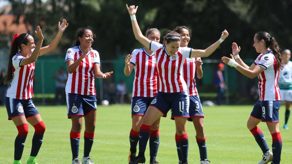 La Liga MX Femenil anuncia su calendario para el Apertura 2020 y que ya no habrá límite de edad 10/06/2020