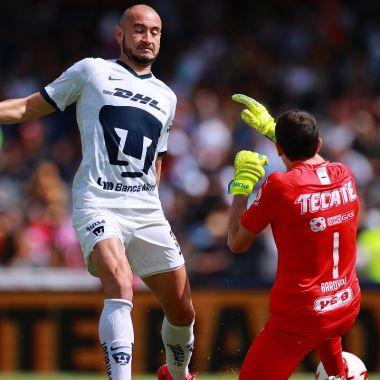 Burgos FC le roba fichaje de Marcelo Barovero a Pumas 03/06/2020