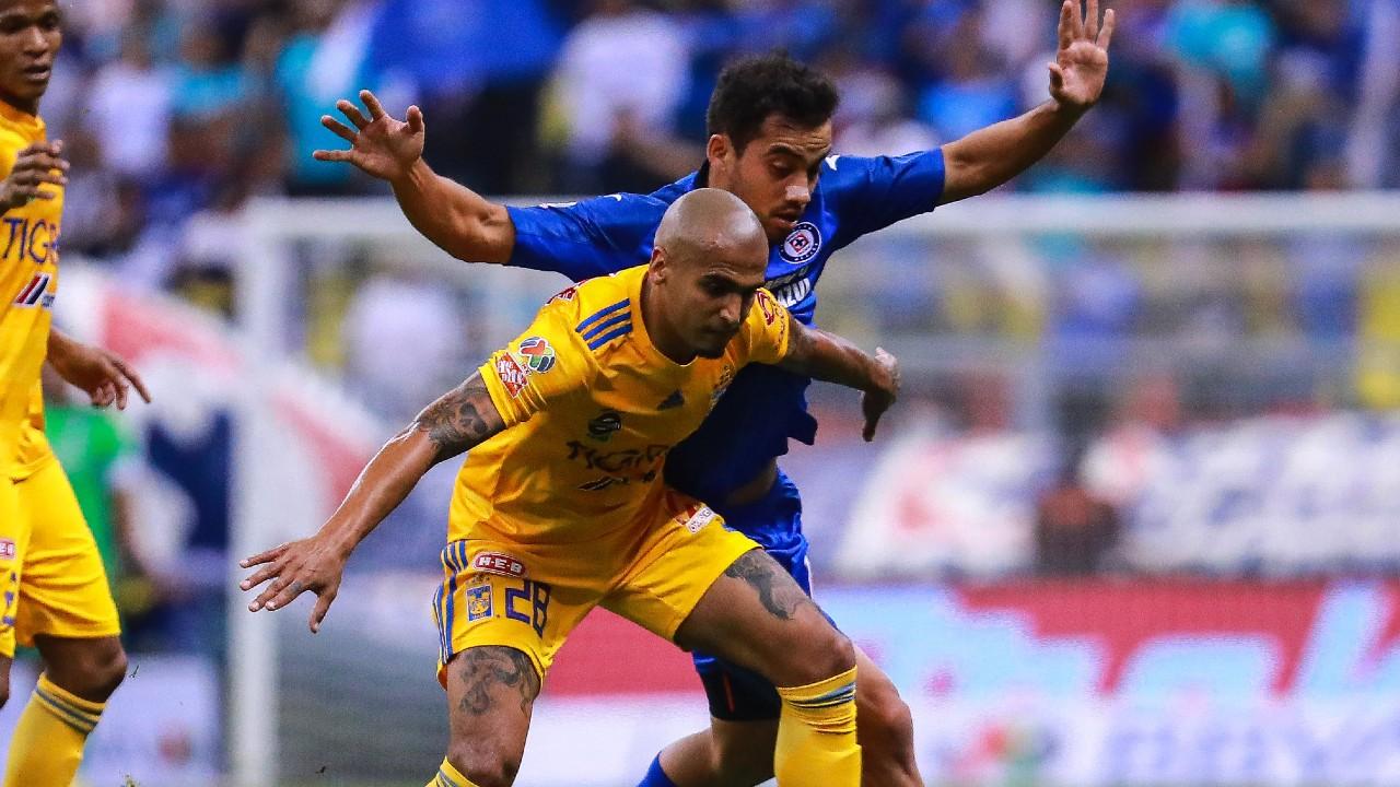 Luis Rodríguez dejaría a Tigres para jugar en Europa 08/06/2020