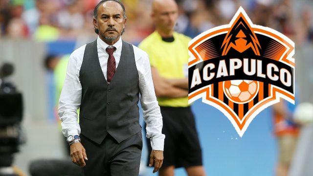Raúl Gutiérrez cerca de ser entrenador del Acapulco FC en la LBM 29/06/2020