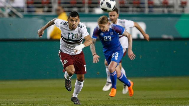 Tata Martino ya arma siguiente alineación de Selección Mexicana con Tecatito incluido 15/06/2020