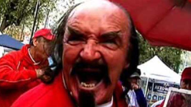 Toluca anuncia la muerte su máximo aficionado: El Diablo Mayor 01/06/2020