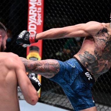 Dana White quiere que las peleas de la UFC sean con afición al 100% 15/06/2020