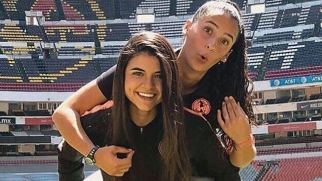 Viviana Michel y Susana Abundiz de América Femenil reportan que sufrieron un robo en carretera 04/06/2020