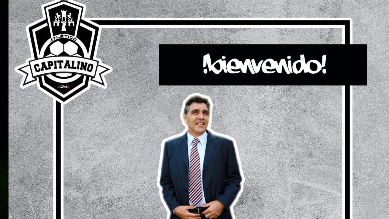 Atlético Capitalino le roba entrenador a equipo de Michoacán 30/06/2020