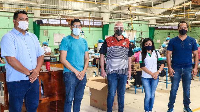 Los Alebrijes de Oaxaca confeccionará sus propios uniformes 01/06/2020