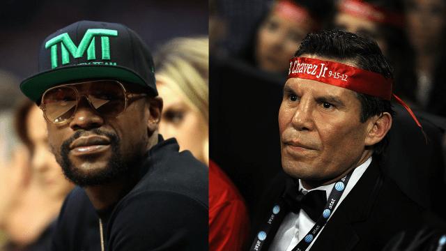 Floyd Mayweather presenta su Top 5 del boxeo, Julio César Chávez aparece 22/06/2020
