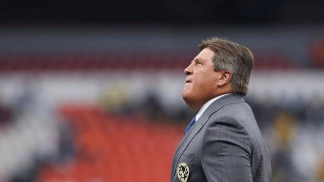 Miguel Herrera renueva contrato como entrenador del América 15/06/2020