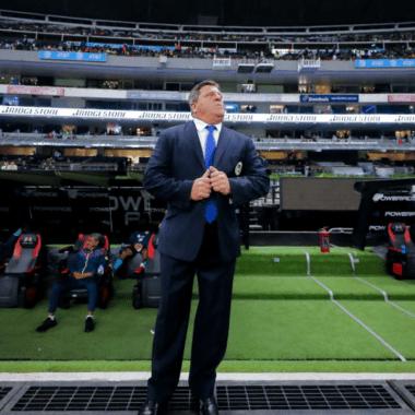 Piojo Herrera exige que su cuerpo técnico esté en nómina del América 09/06/2020