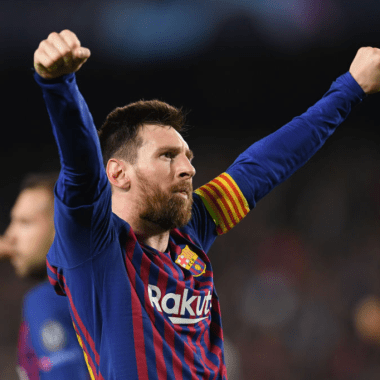 Los cinco momentos más determinantes de Lionel Messi en Champions League
