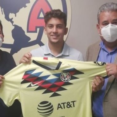 América ficha a Tarek Sirdah, procedente del Hannover alemán 18/07/2020