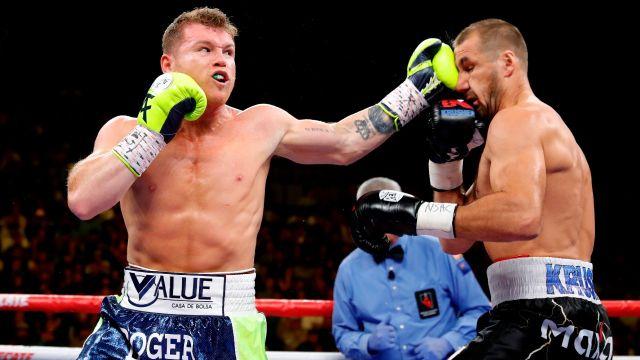 Siguiente pelea de box del Canelo sería programada para finales de 2020 16/07/2020