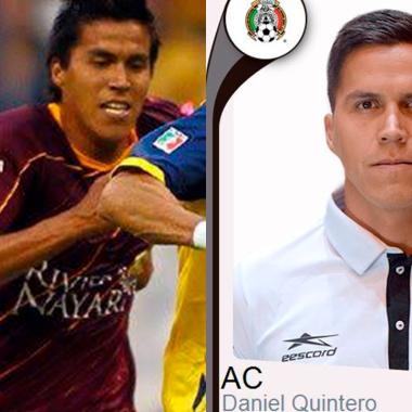 El árbitro Daniel Quintero fue futbolista con Tecos 05/07/2020