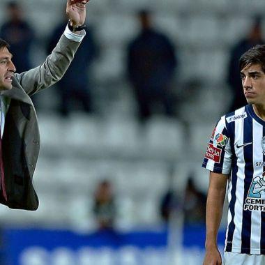 Diego Alonso asegura que él formó a Rodolfo Pizarro y que es muy importante para el Inter Miami de la MLS 06/07/2020