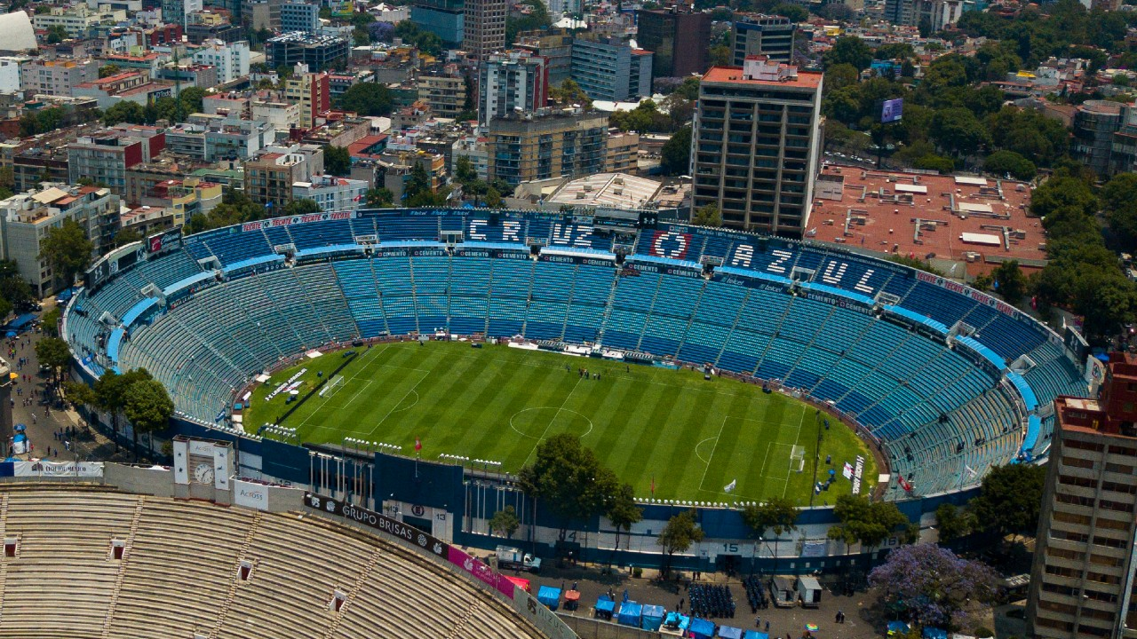 Atlante tiene garantizado renta del Estadio Azul por dos años pues el plan de la demolición continuaría 07/07/2020