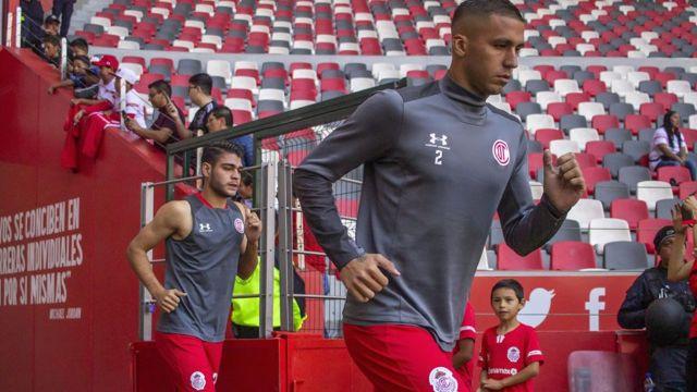 Toluca obligó a Fernando Tobio quien está enfermo de coronavirus a ir a entrenamiento 15/07/2020