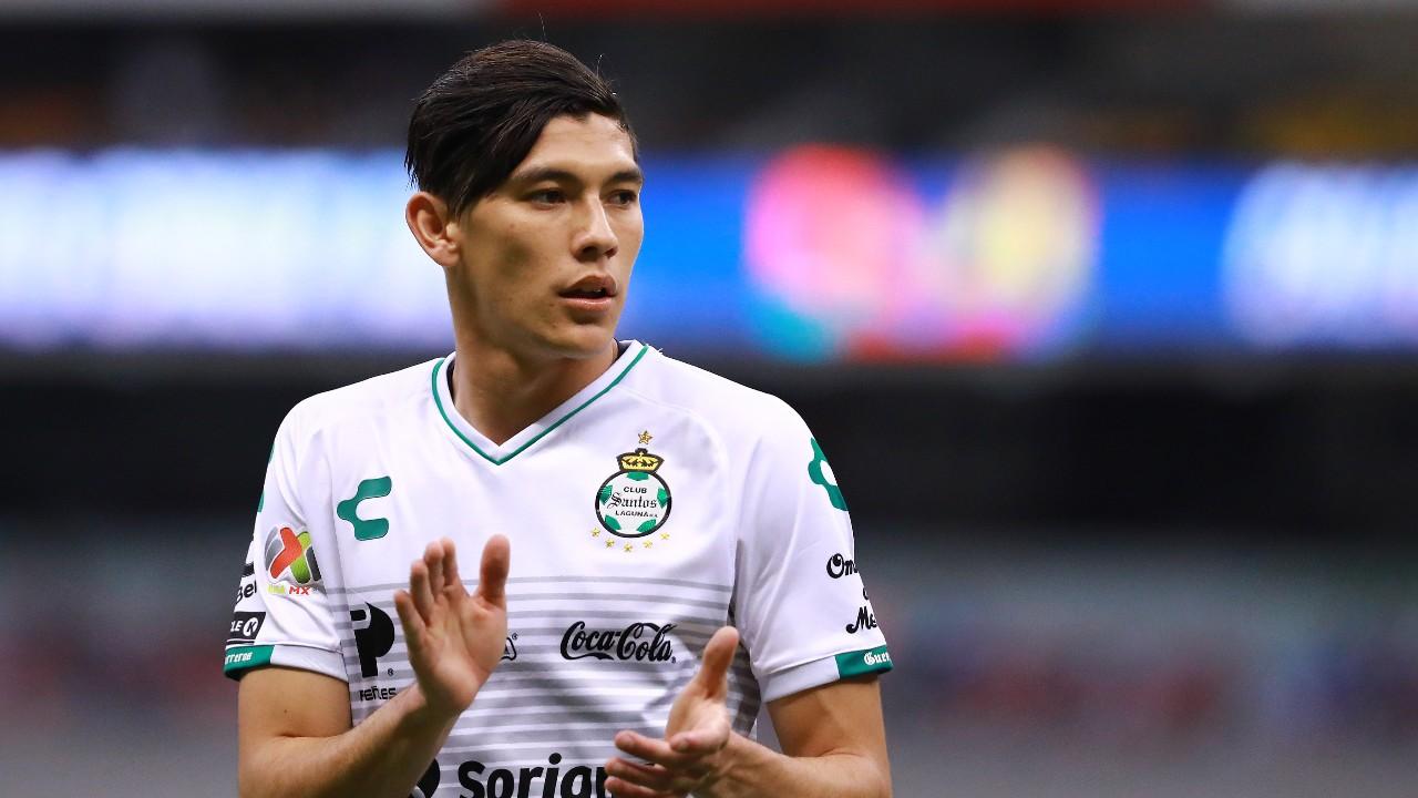 Gerardo Artega saldría de Santos para jugar en el KRC Genk 10/07/2020