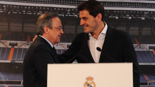 Iker Casillar volvería al Real Madrid como el asesor de Florentino Pérez 17/07/2020