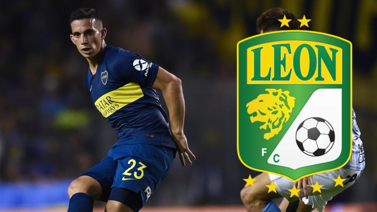 Iván Marcone llegaría a León a cambio de William Tesillo 15/07/2020
