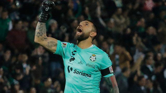 Jonathan Orozco le pagó al dueño de Tijuana por su número y así aceptó ser el nuevo portero 17/07/2020