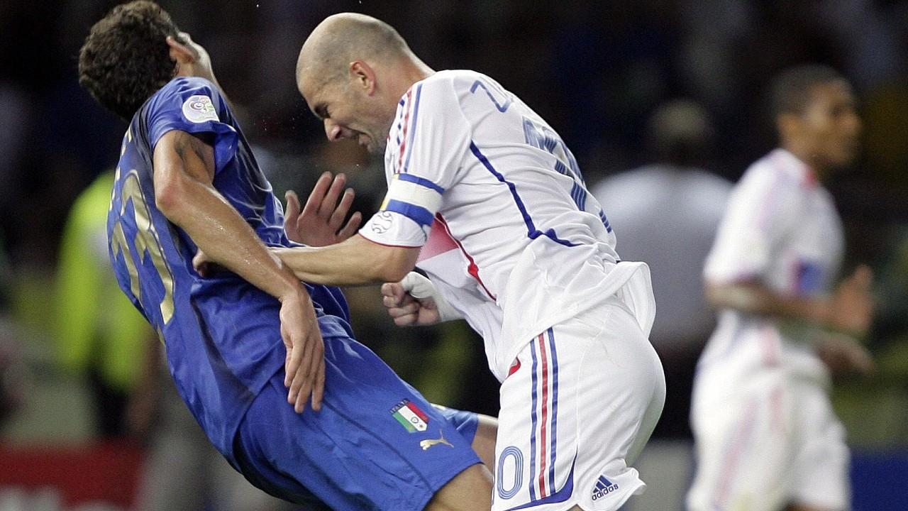 Jugadores que sufrieron una expulsión en la Final de Mundial 09/07/2020